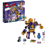 LEGO THE LEGO MOVIE 2 Systar Party Crew 70848 for $12