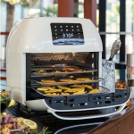 BCP: 16.9qt 1800w 10-in-1 Air Fryer Oven for $139.99