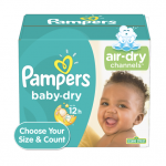 Walmart: $30 E-Gift Card with 2 boxes Diapers