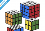 Woot: Hasbro Gaming Rubik's Solve The Cube Bundle 4 pack for $13.99